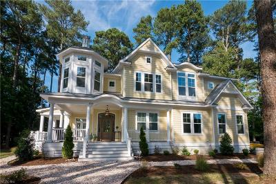 Virginia Beach Single Family Home For Sale: 1335 Penguin Cir