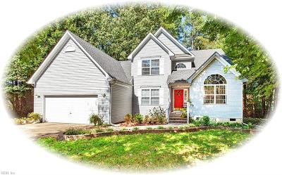 Hampton Single Family Home For Sale: 325 Vista Point Dr