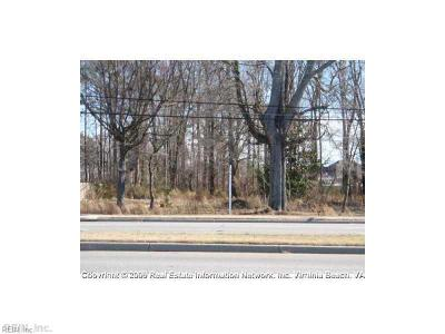 Chesapeake Residential Lots & Land For Sale: 340 Kempsville Rd