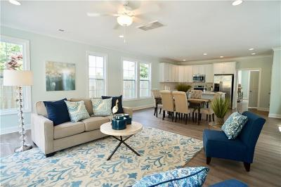 Virginia Beach Single Family Home For Sale: 1316 Mediterranean Ave