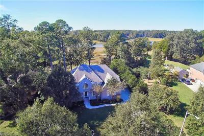 Suffolk Single Family Home For Sale: 5067 S Links Cir