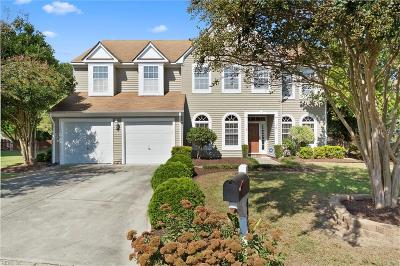 Suffolk Single Family Home New Listing: 6404 Ashmeade Ct