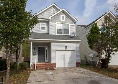Chesapeake Single Family Home New Listing: 937 Middle St