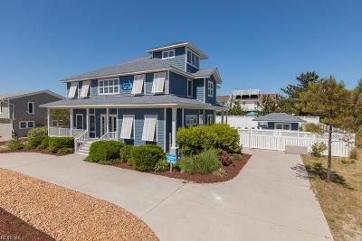Sandbridge Beach Single Family Home For Sale: 2580 Sandpiper Rd