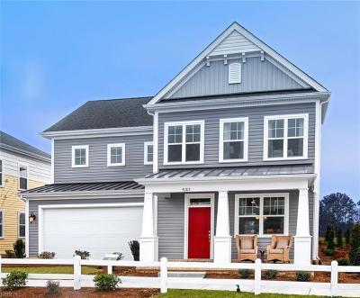 Virginia Beach Single Family Home Under Contract: 4141 Archstone Dr