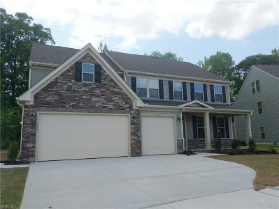 Suffolk Single Family Home Under Contract: 113 Freedom Ln