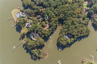 Virginia Beach Single Family Home New Listing: 3032 Little Haven Rd