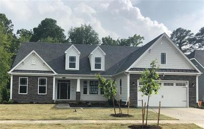 Virginia Beach Single Family Home Under Contract: 3012 Dusty Ct
