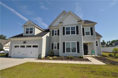 Virginia Beach Single Family Home New Listing: 4452 Gibson Cove Pl