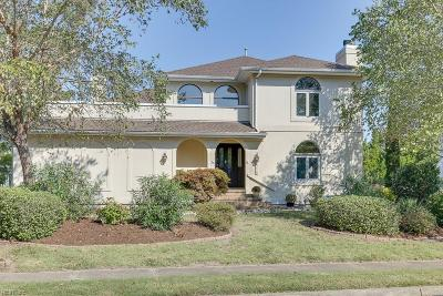 Virginia Beach Single Family Home New Listing: 516 Bushnell Dr