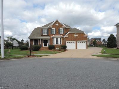 Chesapeake Single Family Home New Listing: 1304 Telfon Cir