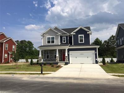 Chesapeake Single Family Home Under Contract: 2028 Ferguson Loop