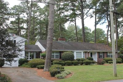 Norfolk Single Family Home For Sale: 1431 Harmott Ave