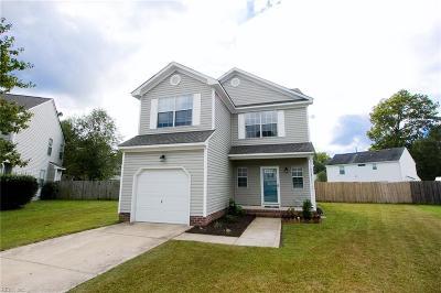 Suffolk Single Family Home New Listing: 3511 Derby Cv