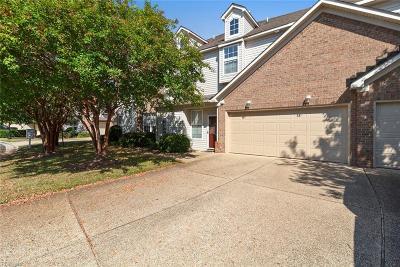 Virginia Beach Single Family Home New Listing: 1003 Grand Oak Ln