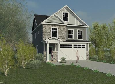 Chesapeake Single Family Home New Listing: 2252 Shipyard Rd