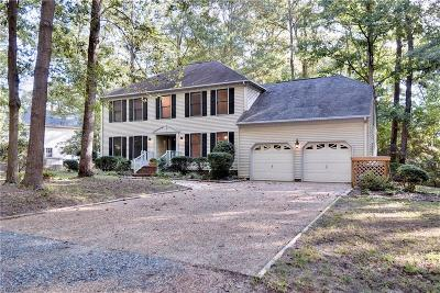Yorktown Single Family Home For Sale: 103 Whispering Way
