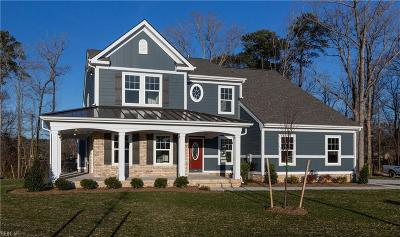 Virginia Beach Single Family Home For Sale: 5204 Woolwich Ct