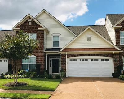 Chesapeake Single Family Home For Sale: 1515 Eagle Glen Dr