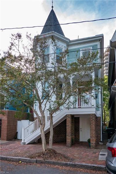Norfolk Single Family Home New Listing: 723 Yarmouth St
