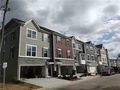 Chesapeake Single Family Home Under Contract: 949 Centurion Cir