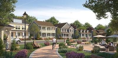 Chesapeake Single Family Home New Listing: Mm The Dogwood At Jolliff Landing