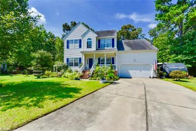 Suffolk Single Family Home New Listing: 235 Baron Blvd