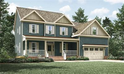 Virginia Beach Single Family Home For Sale: Mm Davidson