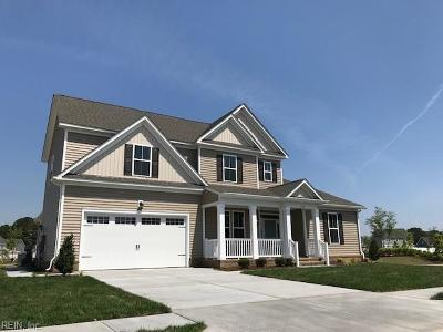 Chesapeake Single Family Home Under Contract: 1724 Silverton Way