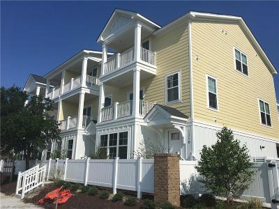 Virginia Beach Single Family Home New Listing: 2204 Roanoke Ave #B