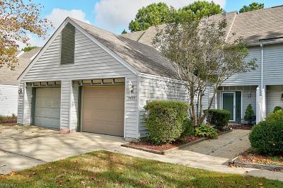 Virginia Beach Single Family Home New Listing: 5032 Glenwood Way