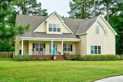 Virginia Beach Single Family Home New Listing: 1737 Mount Airy Court Ct