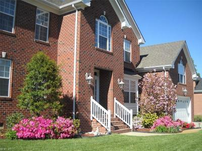 Chesapeake Single Family Home New Listing: 436 Trotters Ln