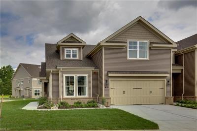Chesapeake Single Family Home New Listing: 908 Milliken Mews