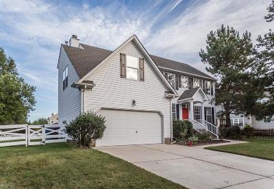 Virginia Beach Single Family Home New Listing: 2769 Pleasant Acres Dr