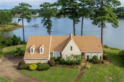 Chesapeake Single Family Home New Listing: 3800 Stonebridge Lndg