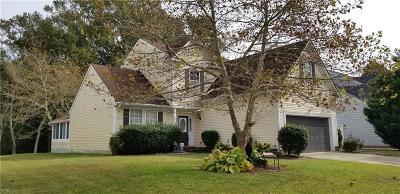 Portsmouth Single Family Home New Listing: 4027 Long Point Blvd