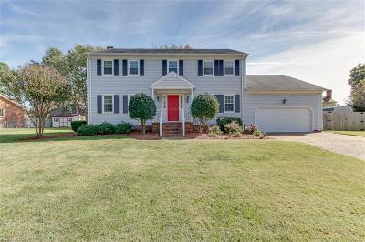 Virginia Beach Single Family Home New Listing: 792 Pinebrook Dr