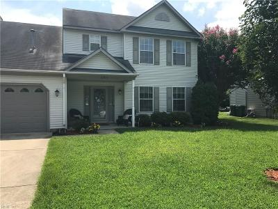 Suffolk Single Family Home New Listing: 6206 Amberly Cir