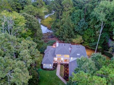 Virginia Beach Single Family Home For Sale: 963 Quail Run Quay