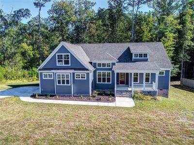Suffolk Single Family Home New Listing: 3112 Ibis Blvd