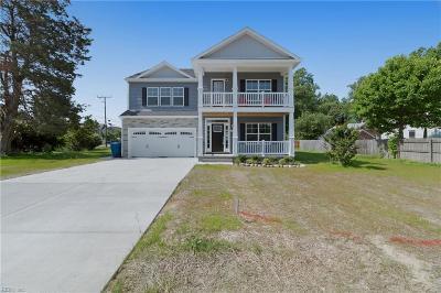 Virginia Beach Single Family Home New Listing: 4801 Lake Bradford Ln