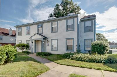 Virginia Beach Single Family Home New Listing: 4309 Trafton Arch #4309
