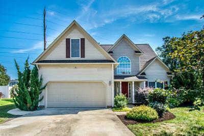Hampton Single Family Home New Listing: 14 Locksley Dr