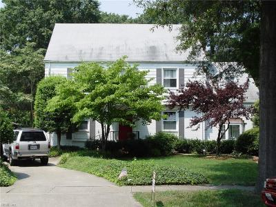 Norfolk Single Family Home New Listing: 314 North Shore Rd