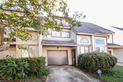 Virginia Beach VA Single Family Home New Listing: $150,000