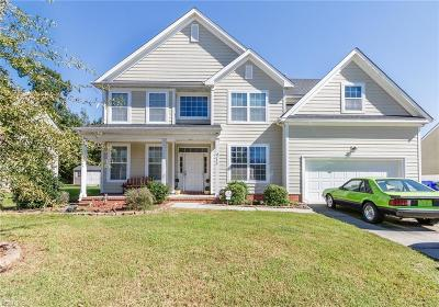 Suffolk Single Family Home New Listing: 2115 Brians Ln