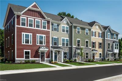 Chesapeake Single Family Home New Listing: 1807 Yardarm Way