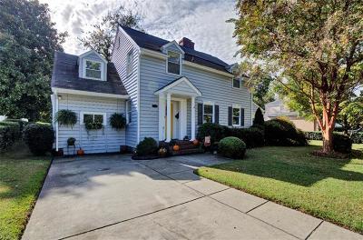 Hampton Single Family Home New Listing: 2212 Crescent Dr