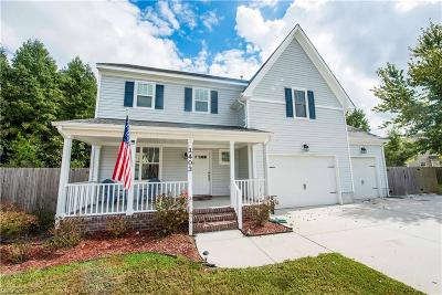 Virginia Beach Single Family Home New Listing: 1403 Flyfisher Ct